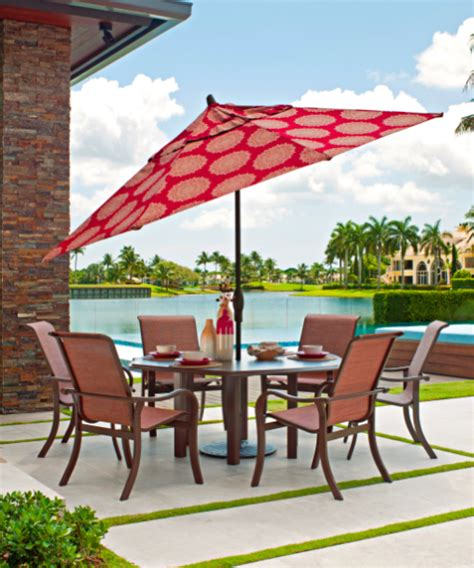 telescope casual outdoor patio furniture sets cleveland