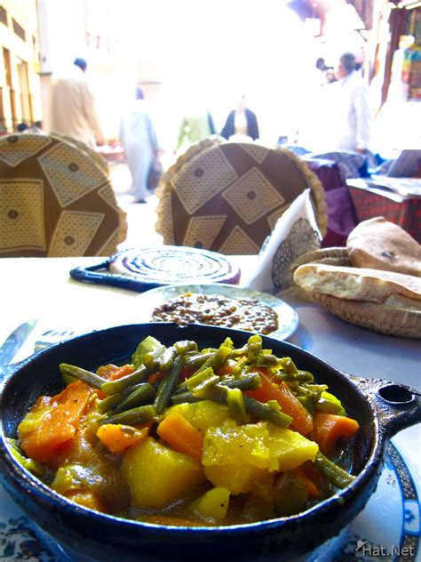 tajin moroccan cuisine vegetarian tagine near museum of marrakech moorish empire