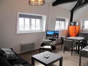 appartement meuble 1 chambre 40m2 a louer valenciennes With caution location appartement meuble