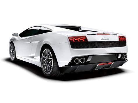 White Lamborghini Gallardo - 9to5 Car Wallpapers