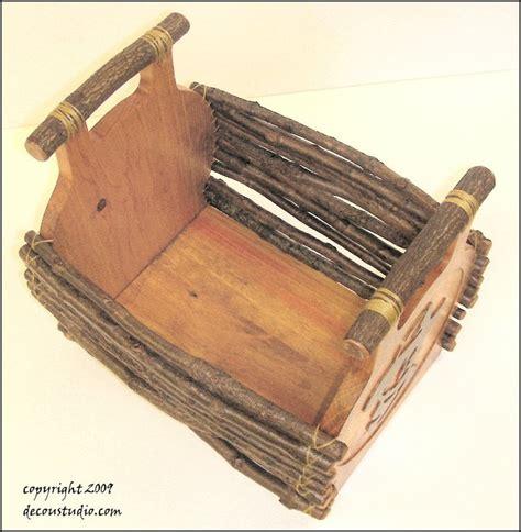 refined rustic basket molesworth inspired carving dennis