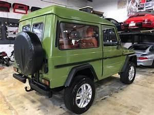 1982 Mercedes Benz G300 Diesel