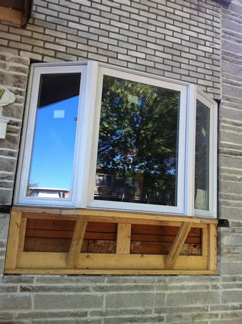 installation  bay window milgard jeld wen dormers framing styles  construction replacement