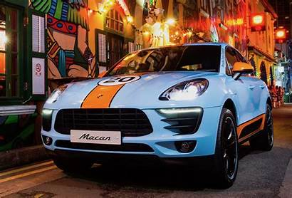 Porsche Racing Classic Macan Carscoops Liveries Macans
