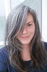 Beautiful natural silver, grey hair | Going Gray ...