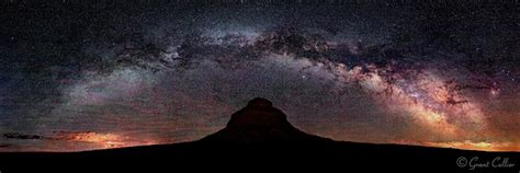How Photograph The Full Band Milky Way