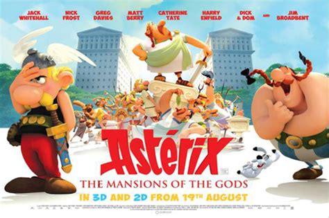asterix  mansions   gods official uk trailer