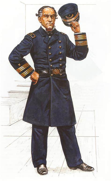 Ship captain uniform
