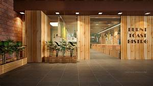 Cafe Design in bangladesh Zero Inch Interior's Ltd