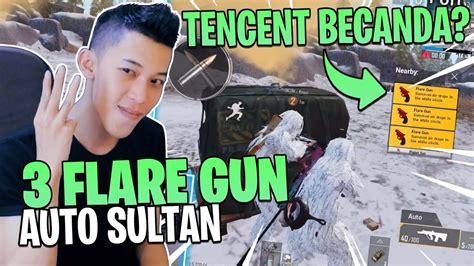auto sultan  flare gun   match vikendi emang