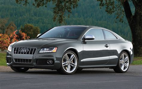 2018 Audi S5 Reviews And Rating Motor Trend