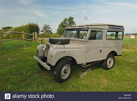 original land rover very original historic 1950s land rover series 1 88in
