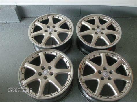 fs  rare bbs custom jaguar   wheelsrims