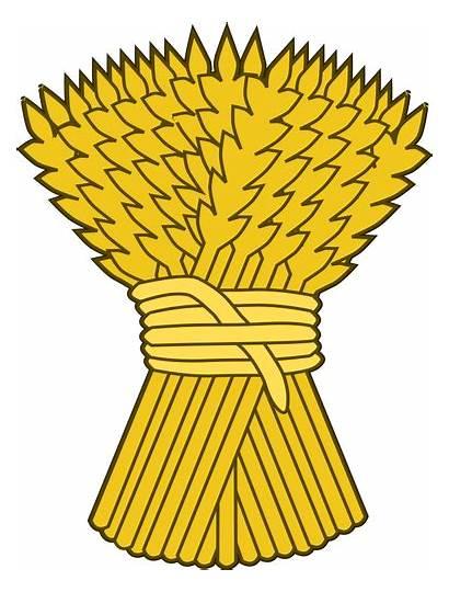 Wheat Sheaf Clipart Harvest Svg Weizen Clip