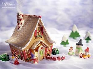Sincerely, Paula: The Gingerbread House Project Part II