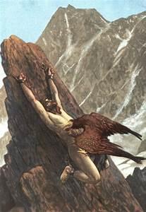 Prometheus The Titan
