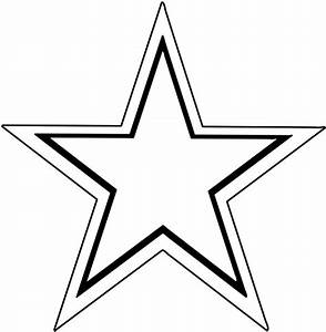 Black Star Outline | Clipart Panda - Free Clipart Images