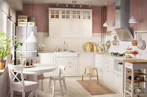 Ikea Küchenfronten Landhaus : 5 ideen bilder f r die k chenplanung deiner neuen l form ~ Lizthompson.info Haus und Dekorationen