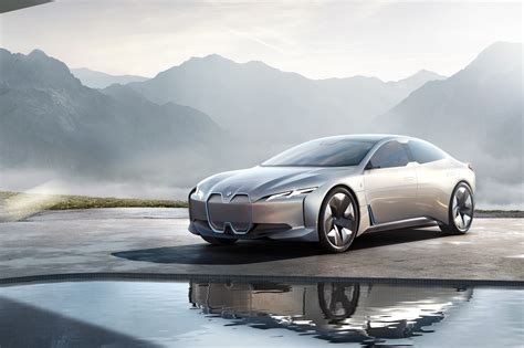 Bmw I Vision Dynamics Concept Is This The New Bmw I5? By