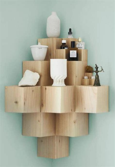 Accessoires Holz moderne wanddeko aus holz im rustikalen stil