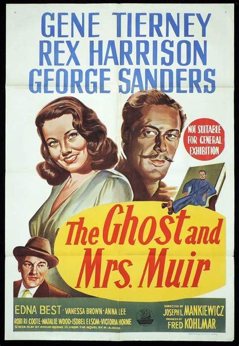 ghost   muir original  sheet  poster