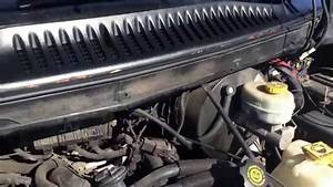 Blower Motor Resistor Location On 2003 Dodge Ram Van