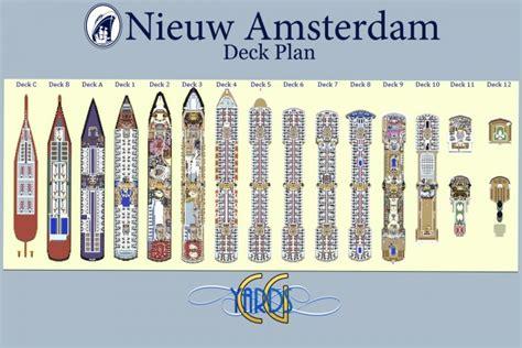 nieuw amsterdam 1938 deck plans nieuw amsterdam 1 1 scale cruise ship replica