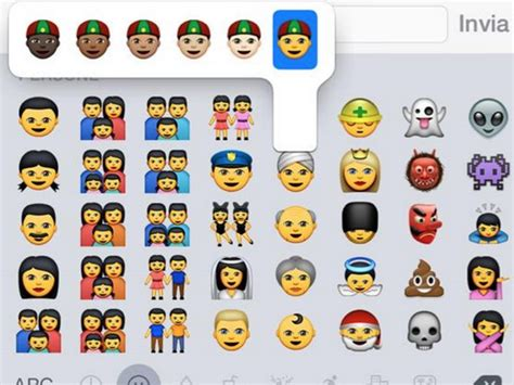 emojis iphone apple s next iphone update will include hundreds of new