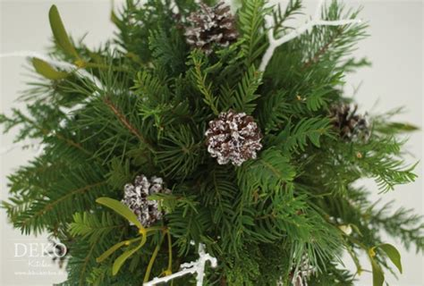 Weihnachtsdeko Basteln 2015 by Weihnachtsdeko Basteln Romantischer Kissingball Mit