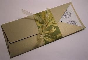 Haz tus propios sobres con el papel que quieras invitaciones y detalles originales