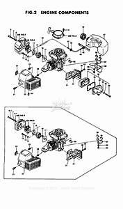 Tanaka Tht-262 Parts Diagram For Assembly 2