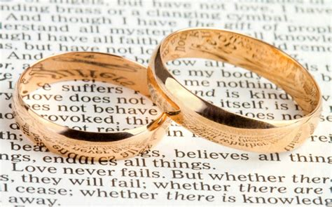 Ten Surprising Facts About Marriage In The Bible