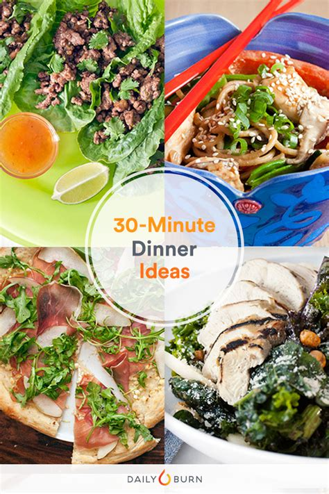 meals for dinner image gallery healthy dinner ideas