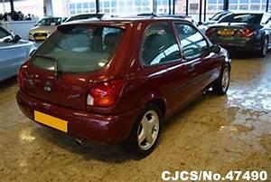 Ford Fiesta 1999 : 1999 left hand ford fiesta red metallic for sale stock ~ Carolinahurricanesstore.com Idées de Décoration