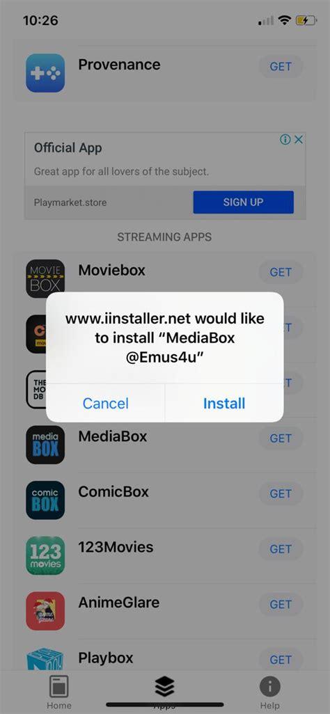 mediabox hd ios mediabox hd app iphone emus4u