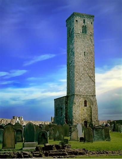 Tower St Andrews Towers Churches Haunted Fife