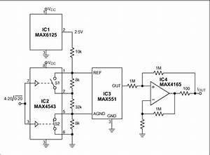 Selectable-range Current Loop - Application Note