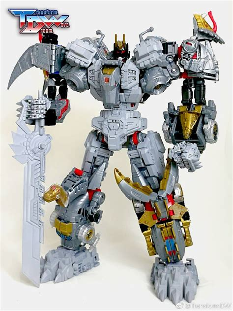 power   primes volcanicus upgrade adds  combiner