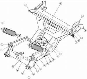 Polari Ranger Exploded View