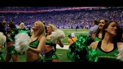 College Oregon Athletics Gifs Ducks Cheer Gfycat