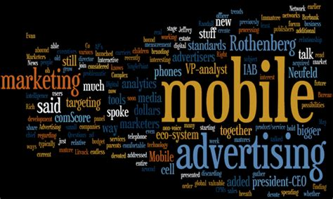 Mobile Adv by Mobile Advertising Future Research Avenues On