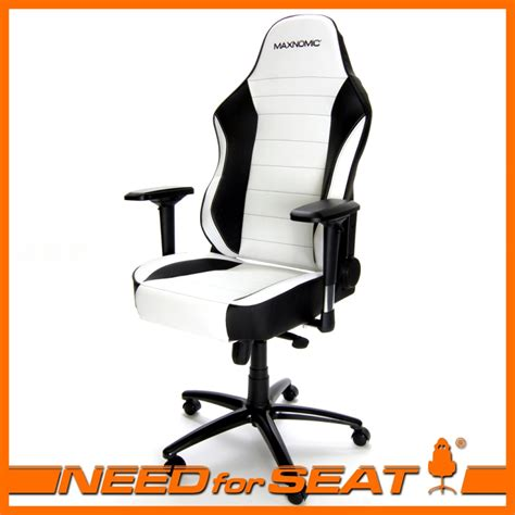 maxnomic computer gaming office chair commander s bwe