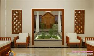 beautiful houses interior in kerala google search With interior design living room traditional kerala