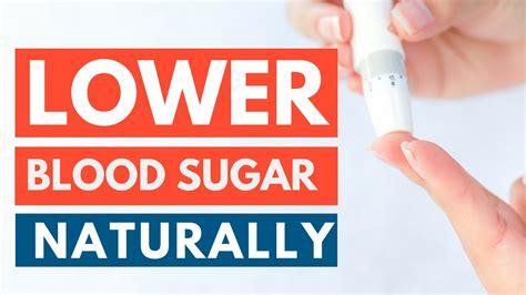 simple ways   blood sugar levels youtube
