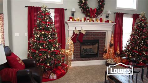 christmas decorating tips lowes creative ideas youtube