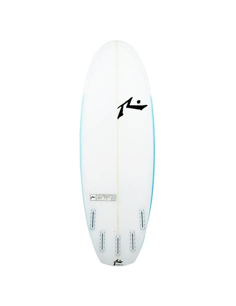 Surfboard Deck Pads by Rusty Muffin Top