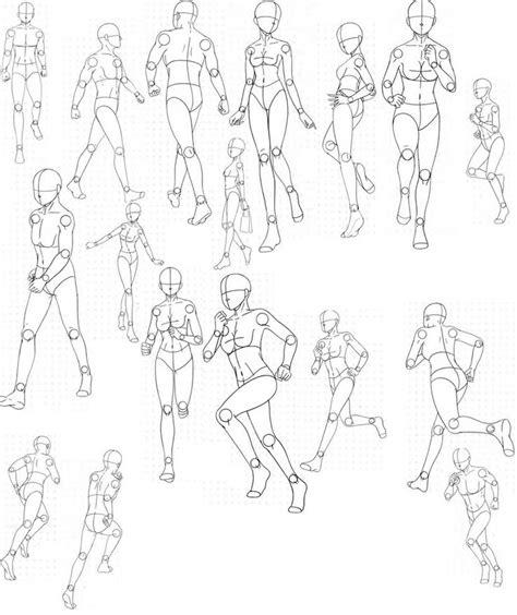running poses anatomie pinterest running