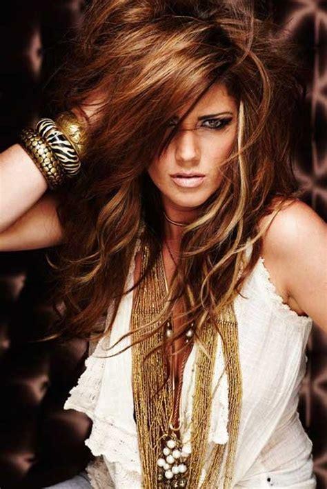 hair colour styles 25 bronze hair color hairstyles 2017