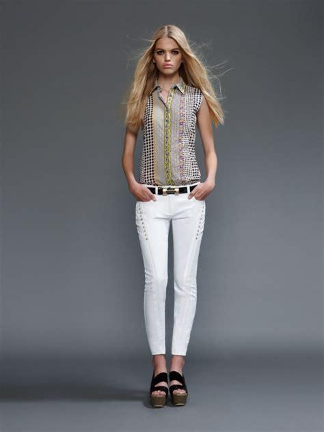 Versace Spring/Summer 2011 Lookbook.