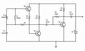am receiver circuit With simple fm receiver